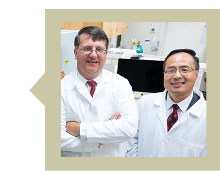 Drs. Plummer and Zhang